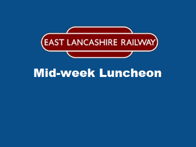 Looking to do lunch in style? Our great value, two course Mid-Week Luncheons hauled by a heritage steam engine are the ideal way to break up your day exploring some of the region's best visitor destinations.Please note, due to the limited seating capacity of our dining train we only have a small selection of tables for two. Two seats can be purchased on a table for four if you wish to share.For more information visit www.diningwithdistinction.co.uk/experiences/mid-week-luncheon.aspx