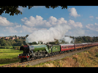 Enjoy either a return trip on Flying Scotsman, as well as unlimited travel on other standard services throughout the day.